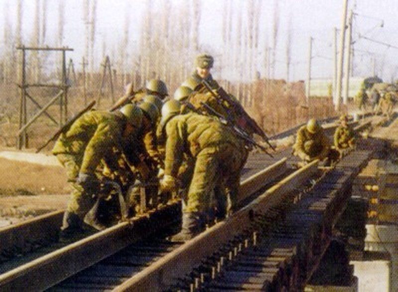 06.08 День железнодорожных сил РФ